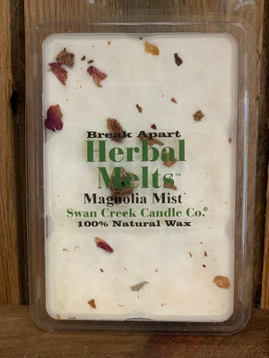 Swan Creek Candles - Herbal Melts - Magnolia Mist