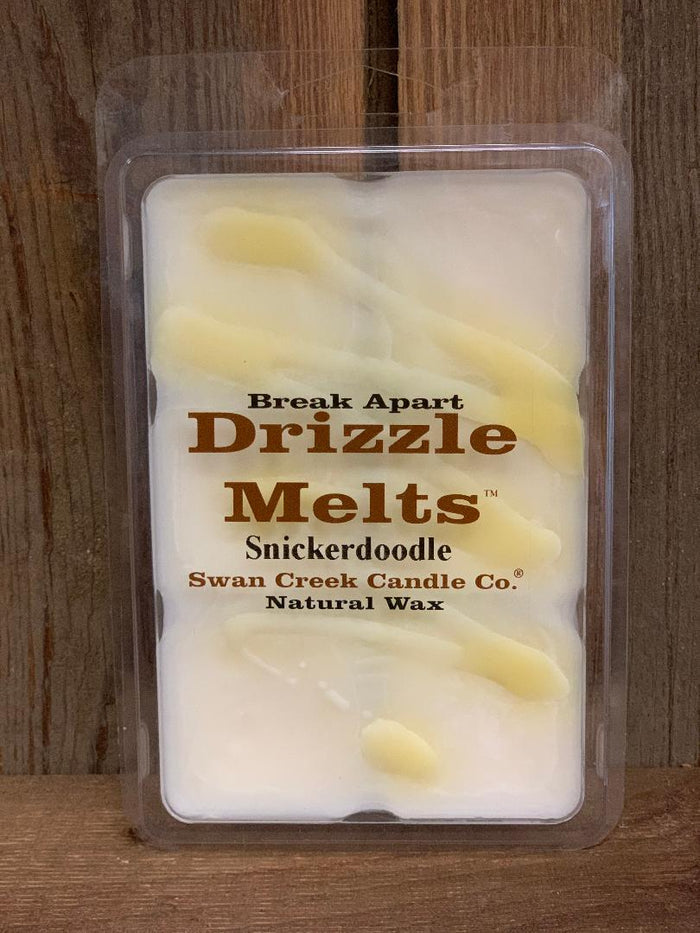 Swan Creek Candles - Drizzle Melts - Snickerdoodle