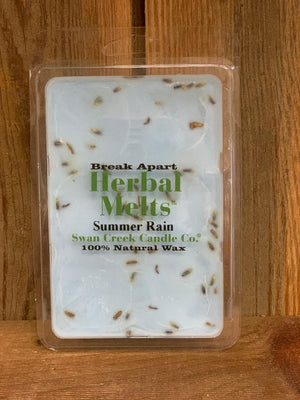 Swan Creek Candles - Herbal Melts - Summer Rain