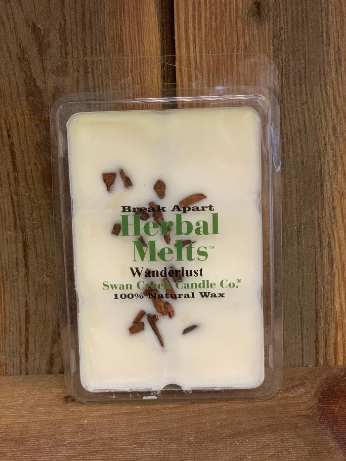 Swan Creek Candles - Herbal Melts - Wanderlust