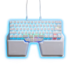 White Keycaps English (US)