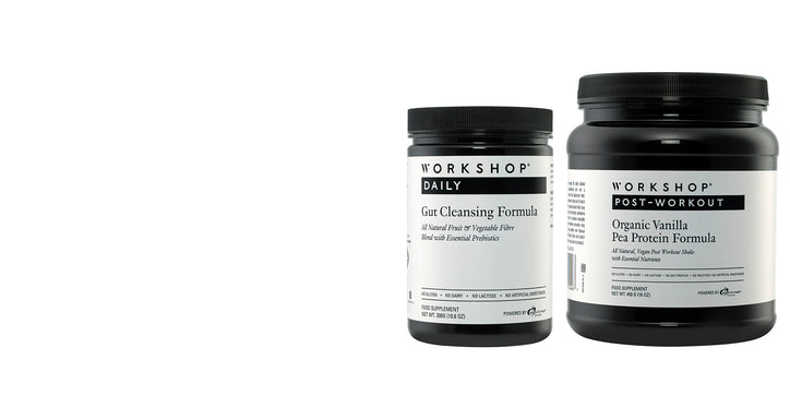 Our New Supplement Packaging
