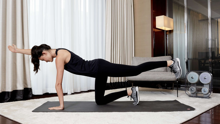 3 Moves for Better Spine Health