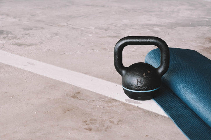 Add Kettlebells To Your At-Home Workouts