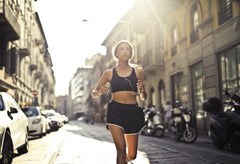 Is Running Bad for Your Skin?