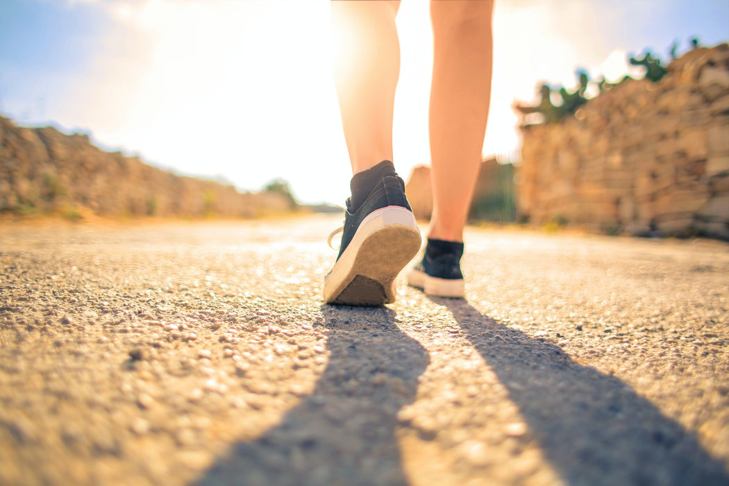 Why Walking Is Good for Your Brain