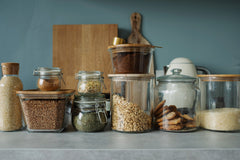 Store Cupboard Staples That Are Good for Your Gut