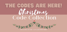 Load image into Gallery viewer, CHRISTMAS CODE COLLECTION