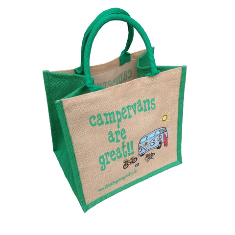 Campervans are Great Bag