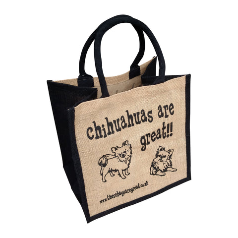 Chihuahuas (Long) are Great Bag