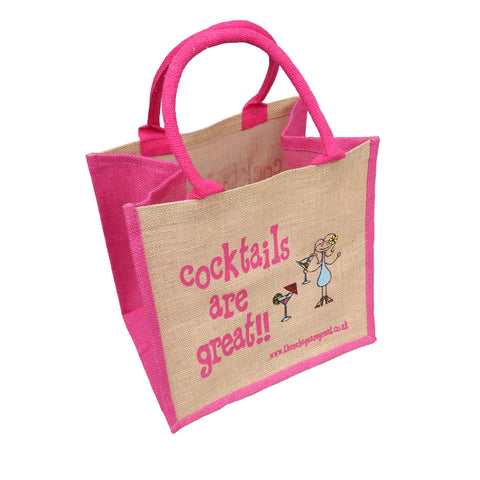 Cocktails are Great Bag