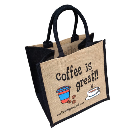 Coffee is Great Bag