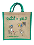 Cricket is Great Bag