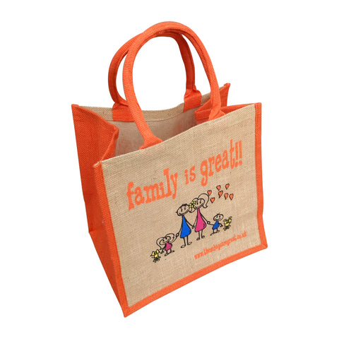 Family is Great Bag