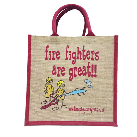 Midwives are Great Jute Shopper from These Bags Are Great Good size bag gift