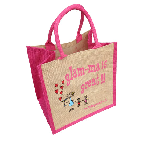 Glam-ma is Great Bag