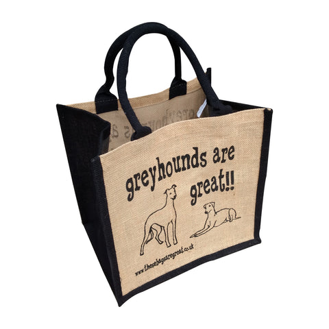 Greyhounds are Great Bag
