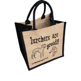 Lurchers are Great Bag