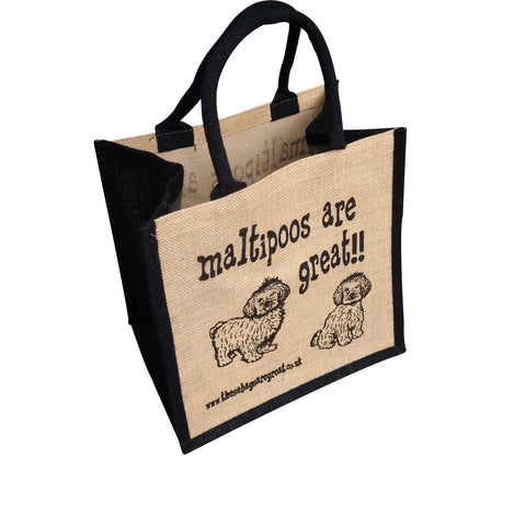 Maltipoos are Great Bag
