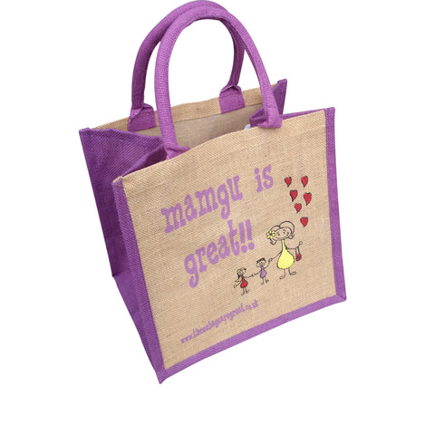 Mamgu is Great Bag