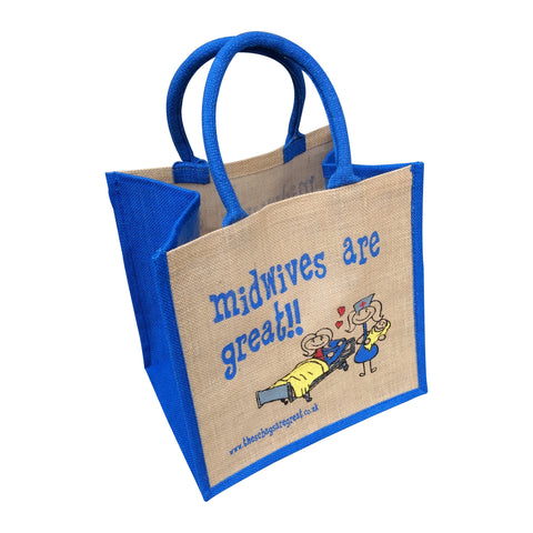 Midwives are Great Bag