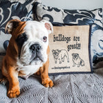 Bulldogs are Great Bag