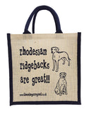 Rhodesian Ridgebacks are Great Bag