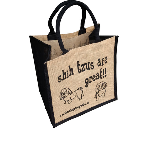 Shih Tzus are Great Bag