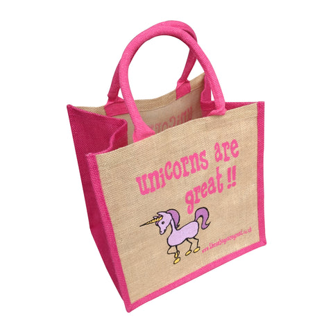 Unicorns are Great Bag