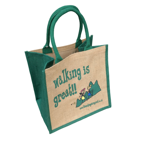 Walking is Great Bag