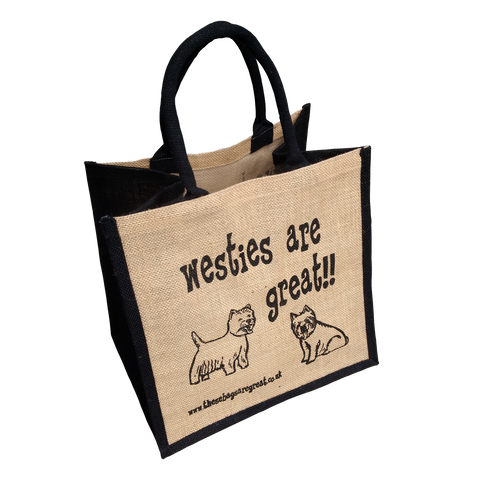 Westies are Great Bag