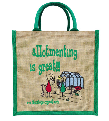 Allotmenting is Great Bag