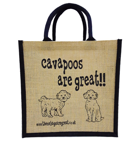 Cavapoos are Great Bag