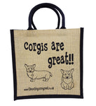 Corgis are Great Bag