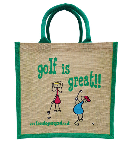 Golf is Great Bag