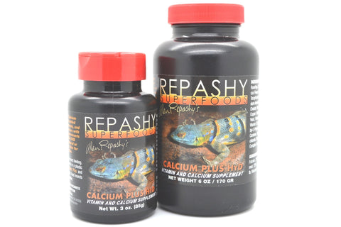 Calcium Plus HyD - Repashy