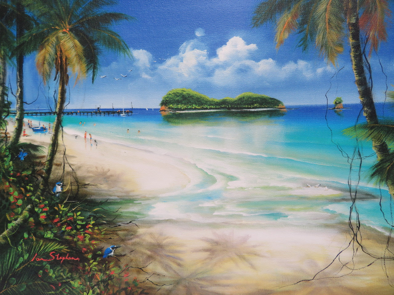 Double Island, Palm Cove