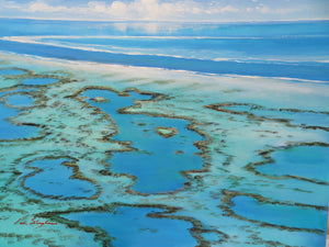The Great Barrier Reef - Panorama