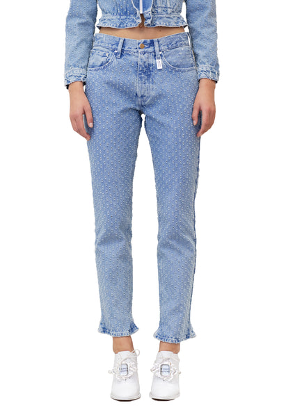 Angle Jeans Baby Blue