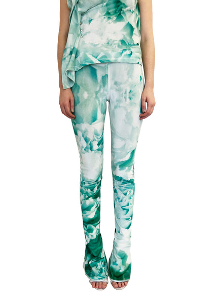 Kick Leggings Green