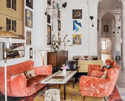 HOW TO: ECLECTIC HOME