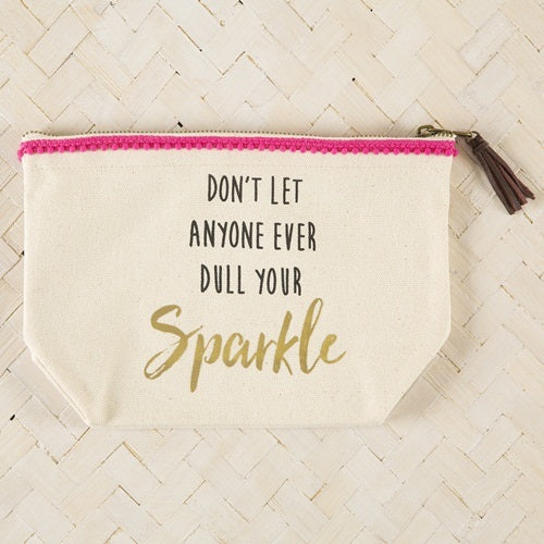 Cosmetic Bag - Sparkle