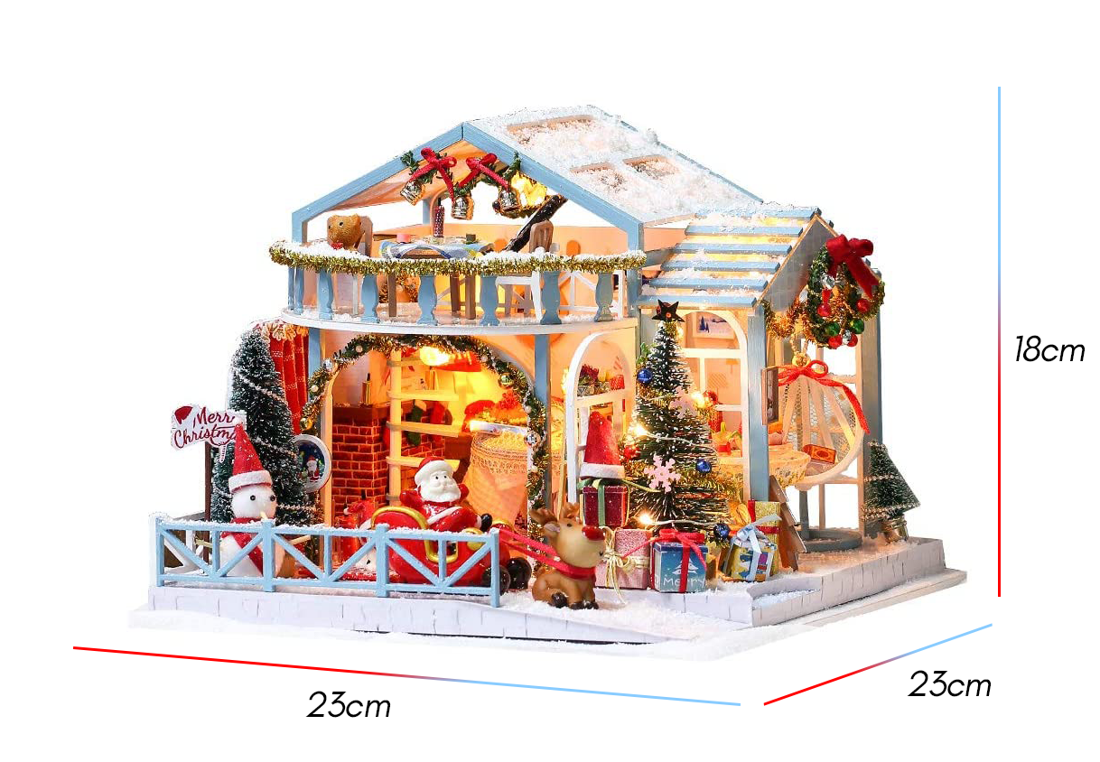 Klaus's Christmas Shed | byanavrin