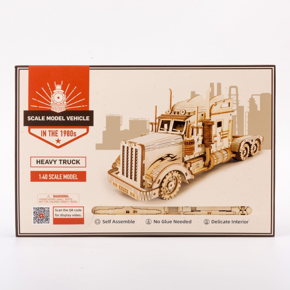 anavrin mechanical wooden toy models