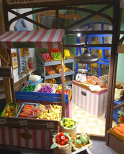 Carl's Miniature Fruit Shop | Anavrin ByAnavrin
