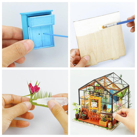 Cathy's Miniature Greenhouse | Anavrin ByAnavrin