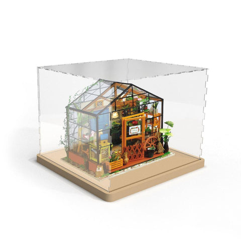 Cathy's Miniature Greenhouse | Anavrin ByAnavrin Cathy's Greenhouse + Dust Cover (Custom Made)