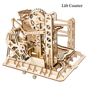 Marble Run Coaster | Anavrin ByAnavrin Lift Coaster Marble Run
