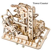 Marble Run Coaster | Anavrin ByAnavrin Tower Coaster Marble Run