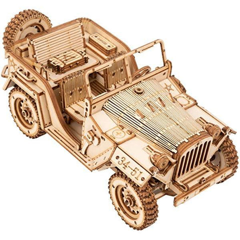 Military Army Jeep | Anavrin ByAnavrin